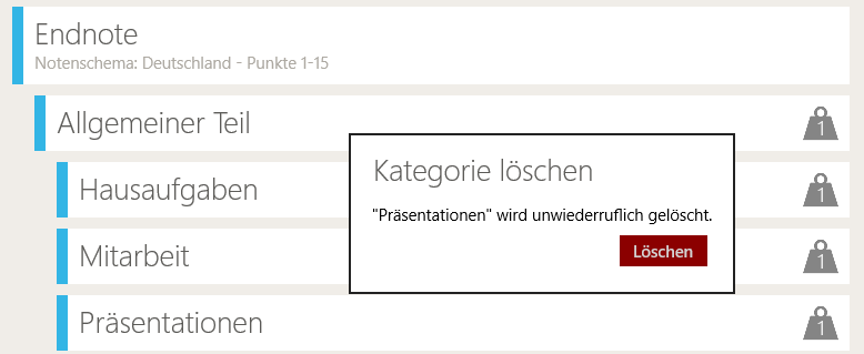TeacherStudio-Handbuch-Windows-Kurs-Notenkategorien-löschen