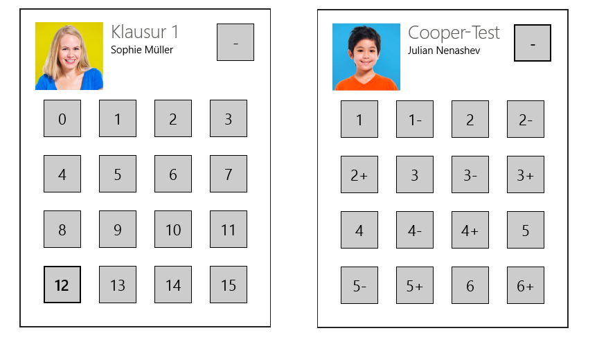 TeacherStudio-Windows-Notenauswahl