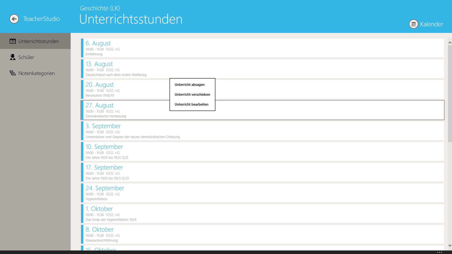 TeacherStudio-Handbuch-Windows-Stundenplan-Unterrichtsstunde-bearbeiten