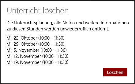 TecherStudio-Windows-Unterrichtsstunden-Termine-löschen-Dialog