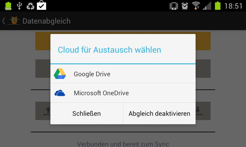 Google Drive oder OneDrive?