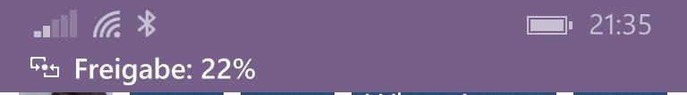 TeacherStudio-Windows-Phone-Datei-empfangen-Fortschritt