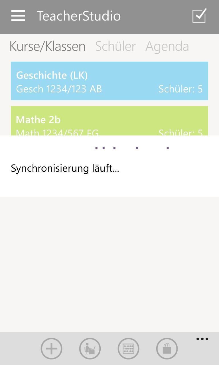 TeacherStudio-Windows-Phone-Synchronisierung-wird-durchgeführt