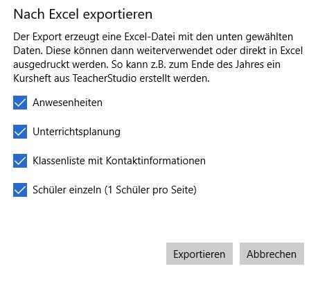 TeacherStudio-Excel-Export-Dialog